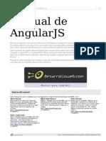 Manual AngularJS