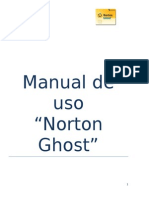 Manual Norton Ghost