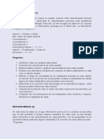 Proyectos de Análisis Descriptivo de Datos
