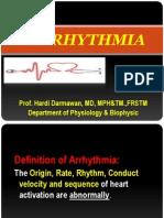 01 ARRHYTHMIA for Student