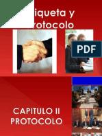Etiqueta y Protocolo 5
