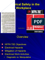 Electrical Safety in the Workplace Refresher 30Dec08