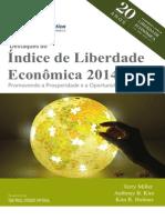 Índice de Liberdade Econômica 2014