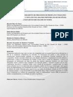 Avaliação e Monitoramento de Processos de Produção Utilizando