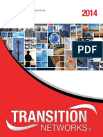 Transition Networks Catalog 2014