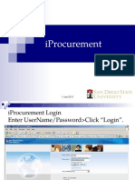 i Procurement Training