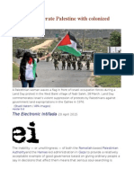 We Cannot Liberate Palestine With Colonized Minds