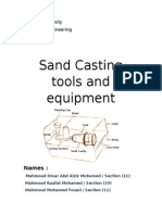 Casting Tools and equipment.docx