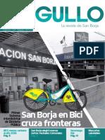 Orgullo - La Revista de San Borja