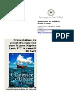 ULY - Présentation du projet Ulysse Kaplan