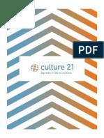 Cultura 21 Acciones