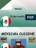 Presentation Mexican Food