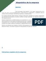 Análisis y Diagnóstico de La Empresa (1)