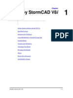 Stormcad v8i User's Guide