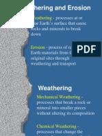 weathering rev