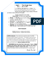 FEB 1-5 2010 First Grade News PDF
