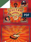 James Burton, Albert Lee, Amos Garrett, David Wilcox - Guitar Heroes [CD/LP Liner Notes]