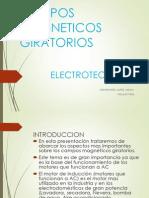 Campos Magneticos Giratorio