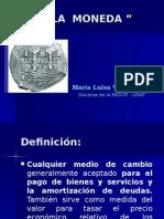 01 La Moneda y El Mercado