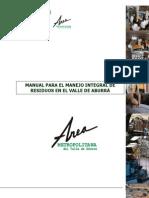 Manual Residuos Solidos AMVA