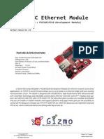 Pic18 Enc28j60 Ethernet Manual