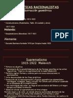 Presentación Constructismo y Neoplasticismo