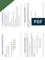 Estadisctica vectores aleatorios
