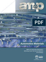 Advanced Materials & Processes Magazine - Metal Matrix Composites Automotive Macke