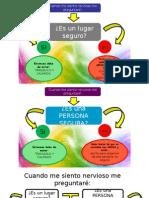 Fichas Personas y Lugares Seguros - CARTILLA RECUERDO