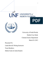 CCJ Case Study March 2013