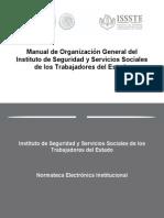 Organizacion General Del ISSSTE