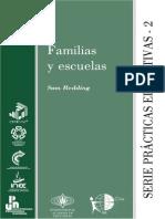 Familias y Escuela