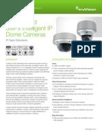 Intx 3mp Intlgnt Ip Dome Cam
