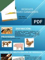 TRATAMIENTO DE RESIDUOS AGROGANADEROS