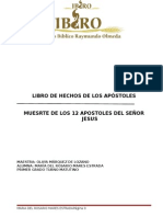 MUERTE DE LOA APOSTOLES.doc