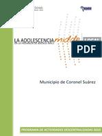 Adolescencia en Suárez
