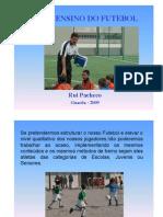 O Ensino Do Futebol - AF Guarda 2009