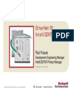 9 - 2100 Ethernet Intellicenter Internal Presentation