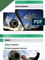 Programa de Desarrollo Juvenil - Federación Alemana