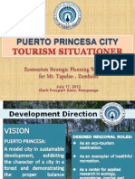 Puerto Princessa Tourism Situationer