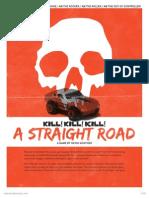 A Straight Road-rules Scenarios-En