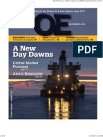Offshore Engineer - January 2013