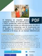 Diapositiva Qué Es El Bullying