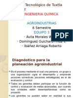 Diagnóstico Para La Planeación Agroindustrial.expo
