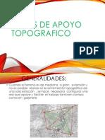 238576114 Redes de Apoyo Topografico