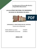 Laboratorio de Traccion 2013-2