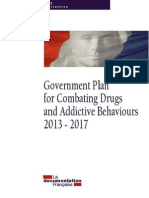 FR Plan Gouvernemental Drogues 2013-2017 (en Version)
