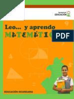 Leo y Aprendo Matemáticas