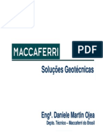 Soluções Geotécnicas