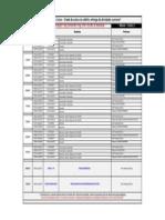 Calendario 2015 1 Eng Amb e Pro I - Quarta